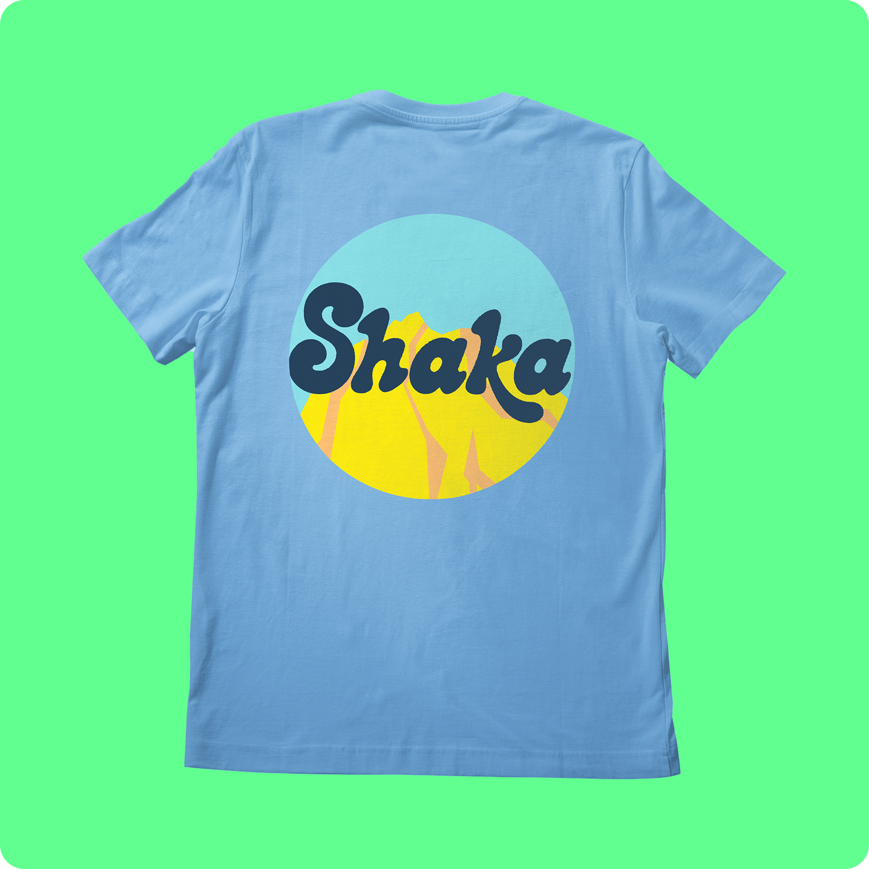 Shaka-Blue-Tshirt
